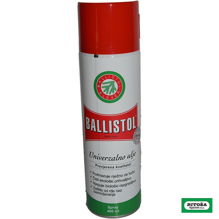 Ballistol sprej 400ml