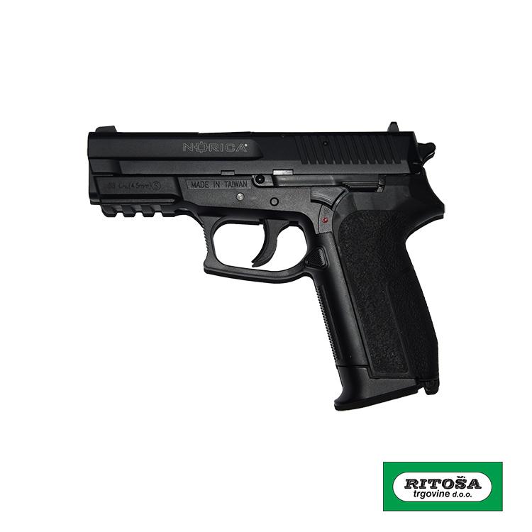 Co2 pištolj 4,5mm N.A.C.1702