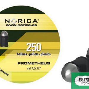 Diabole Norica PROMETHEUS 4,5mm 250 kom